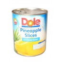 Dole , Pineapples  Slices   Easy Open Can