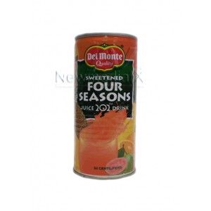 Del Monte , 4 Season's Juice Drinks (1.36 Liter)