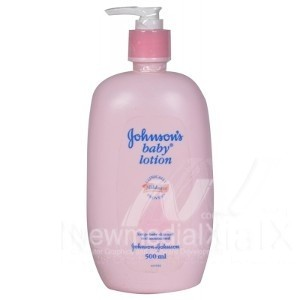 Johnson's Baby Lotion mildness - pink (1000 ml)