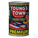 Young's Town Premium Sardines