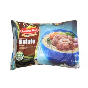 Lucky Me , Instant Noodles   -- Bulalo Flavor 65 grams
