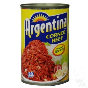 Argentina Corned Beef 150g