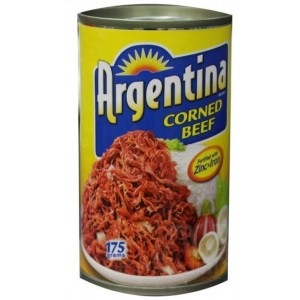 Argentina Corned Beef 175 grams