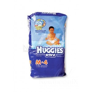 Huggies Diaper Mx4's